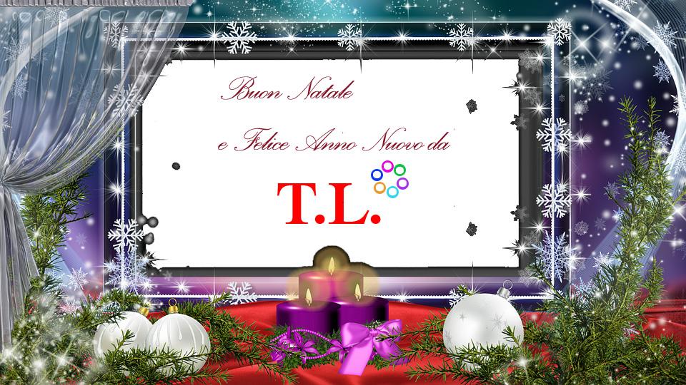 Buone feste da TL S.r.l.